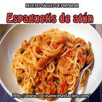 espagueti,atún,tomates,azúcar,cebolla,ajo,pimiento,laurel,ají,orégano,alcaparra,sal,pimienta