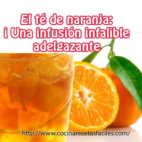 naranja,agua,stevia