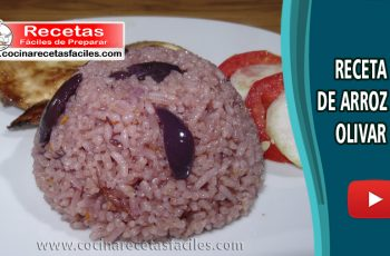 Arroz al olivar con pollo - Vídeo recetas caseras de arroz