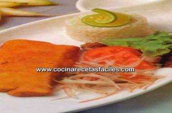 Corvina apanada - Recetas de pescados y mariscos
