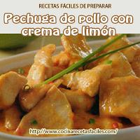 pechugas pollo,huevo,ajo,aceite,jugo limón,perejil,sal