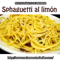 sphaguetti,limón,nata,cebolla,ajo,mantequilla,queso,sal,pimienta,perejil