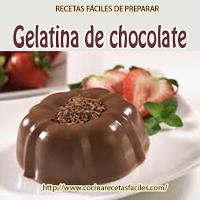 agua,gelatina,chocolate,sal,azúcar,esencia vainilla