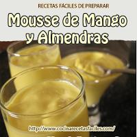 mango,crema de leche,azúcar,licor,almendras,ralladura naranja