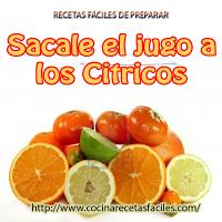 naranja,mandarina,limón