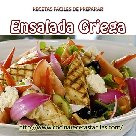 cebolla, lechuga, pimientos, tomates, Recetas de ensaladas, Ensalada griega