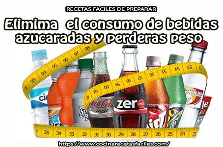 bebidas azucaradas,dañinas, salud