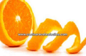 Jugo cáscara de naranja para quemar grasa abdominal
