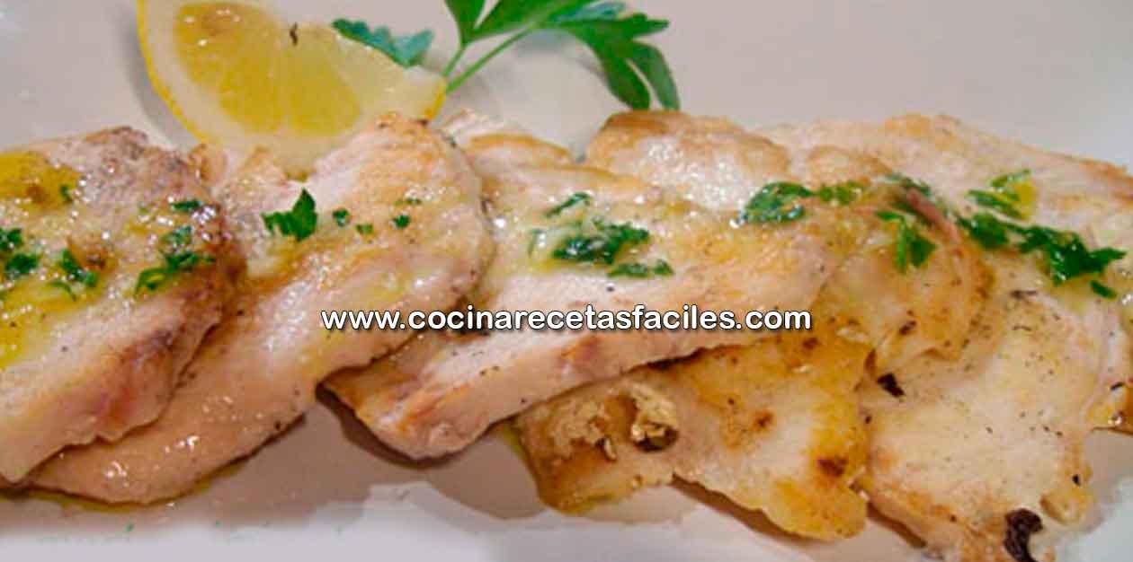 Receta de pez espada a la plancha cocina recetas f ciles for Cocinar pez espada a la plancha