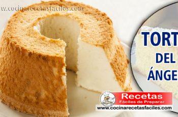 Torta del ángel - Recetas de tortas y pasteles caseros