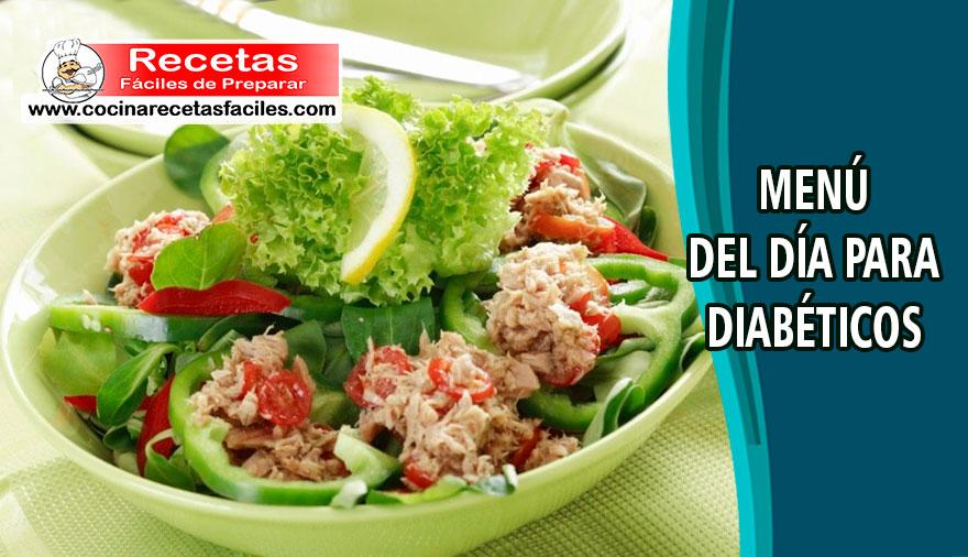 Recetas vegetarianas para diabeticos