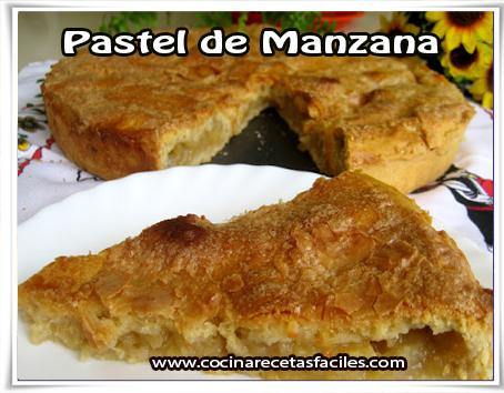 Recetas de tortas  y pasteles , pastel de Manzana