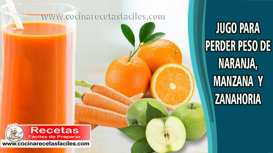 Jugo Para Perder Peso De Naranja Manzana Y Zanahoria Cuando esté a punto de caramelo suave, añadirle la zanahoria, la raspadura y jugo de. perder peso de naranja manzana y zanahoria