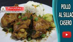 Pollo al sillao casero - Vídeo recetas caseras de pollo fáciles