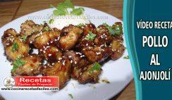 pollo con ajonjolí - Vídeo Recetas caseras de pollo