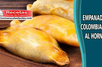 Empanadas colombianas al horno - Recetas de empanadas