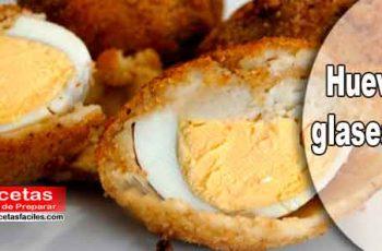 Huevos glaseados