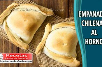 Empanadas chilenas al horno - Recetas caseras de empanadas